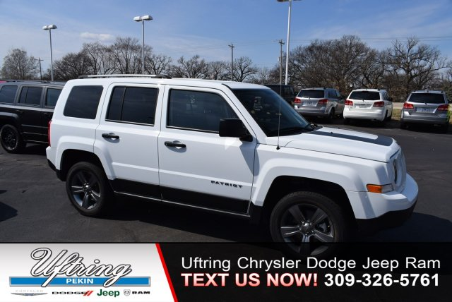 Pre Owned 2016 Jeep Patriot Sport Se Fwd Sport Utility
