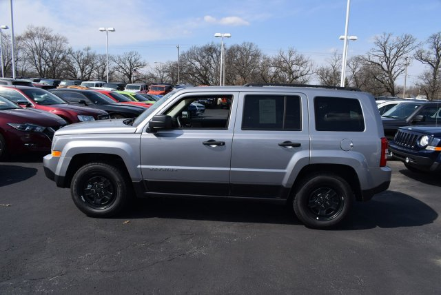 PRE-OWNED 2016 JEEP PATRIOT SPORT FWD SPORT UTILITY