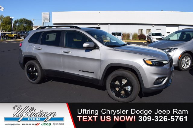 Jeep Cherokee Altitude >> New 2019 Jeep Cherokee Altitude 4x4