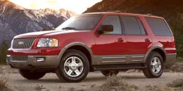 Pre-Owned 2003 Ford Expedition Eddie Bauer