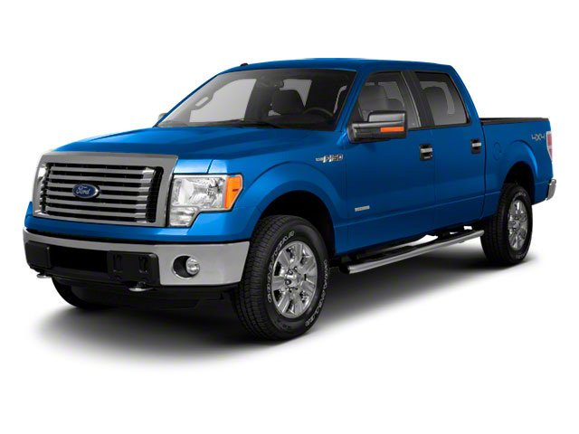 Pre-Owned 2012 Ford F-150 King Ranch