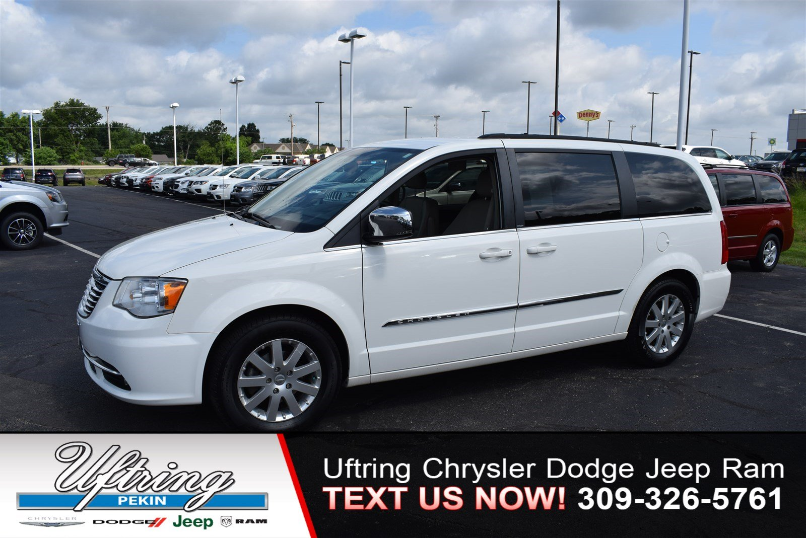 Pre Owned 2011 Chrysler Town U0026 Country Touring L