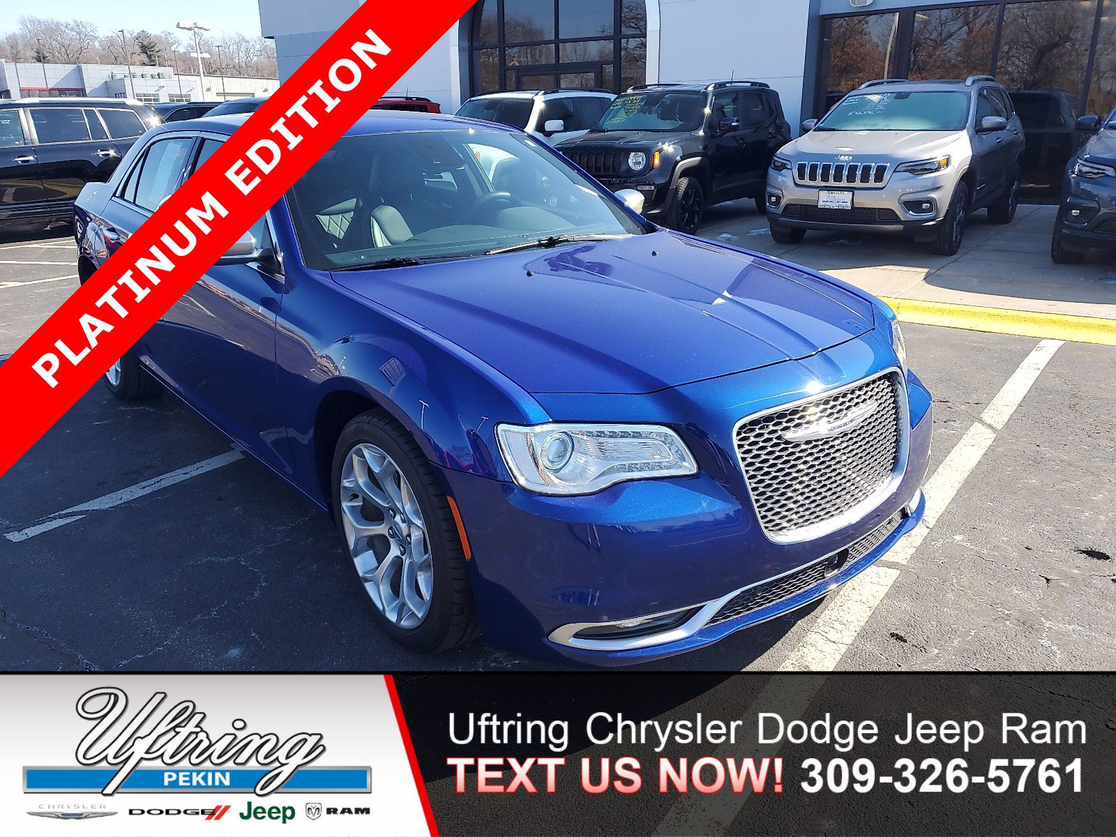 Pre-Owned 2019 Chrysler 300 300C