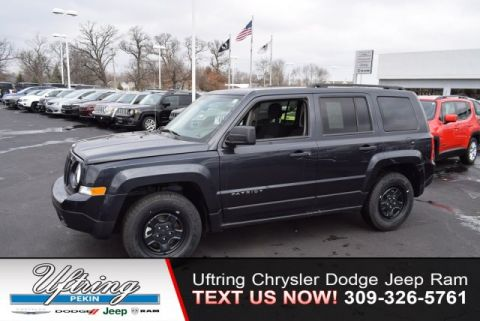 Pre-Owned 2016 Jeep Patriot Sport Sport Utility in Pekin