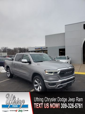 Pre-Owned 2019 Ram 1500 Limited