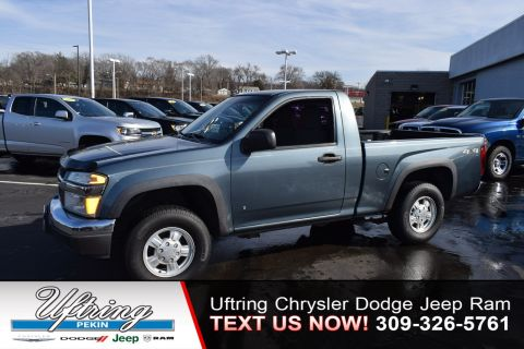 Pre-Owned 2006 Chevrolet Colorado LT w/1LT