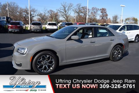 Pre-Owned 2017 Chrysler 300 300S