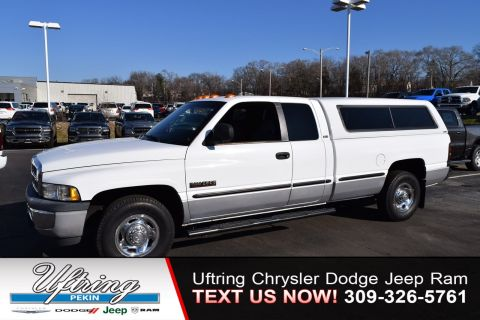 Pre-Owned 1999 Dodge Ram 2500 4DR QUAD 155WB HD